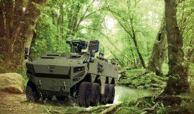 Türkiye'nin Yeni Zırhlısı Göreve Hazırlanıyor
