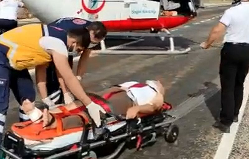 ambulans helikopter0