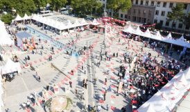 Meydanda Malatya Kültür- Sanat Sergileri