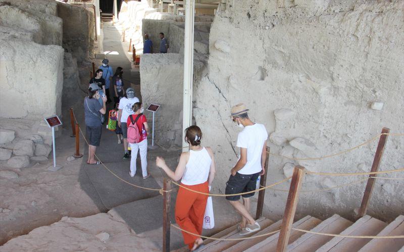 Arslantepe'nin Ziyaretçi Sayısı 10 Kat Arttı
