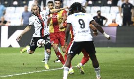 Beşiktaş'ın YMS Maçındaki Sakatları