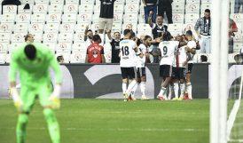 YMS, Beşiktaş Karşısında Varlık Gösteremedi: 3-0