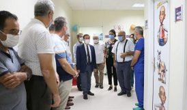 TÖTM'ye Çocuk Endoskopi Ünitesi Açıldı