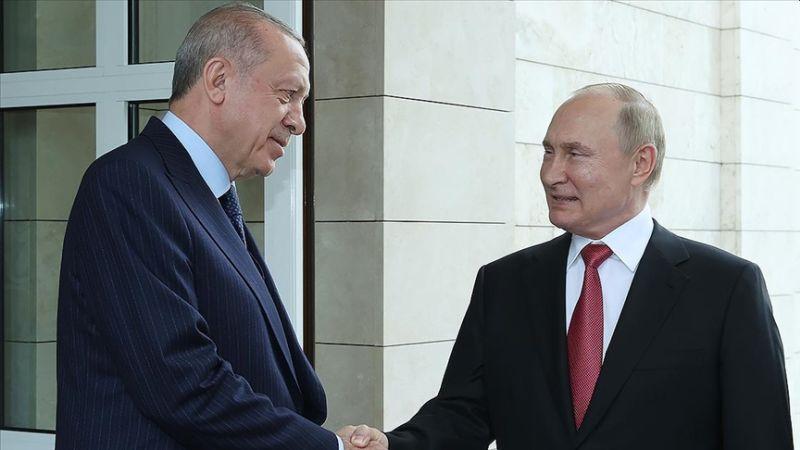 'Putin'le Verimli Bir Görüşme Gerçekleştirdik'