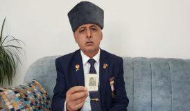 Şehit Fotoğrafını Hala Cüzdanında Taşıyor