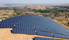 Yeşilyurt Belediyesi'nin GES'inden Elektrik Desteği