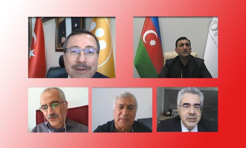İnönü'de Çevrimiçi IDAP 2021 Konferansı