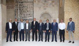Ulu Cami 2022'nin Ortalarında Açılabilecek