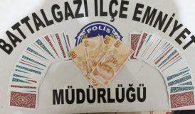 Polisten Kahvehaneye Kumar Baskını