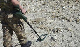'Mülteci Akan' Doğu Sınırında 80 Bin Mayın Temizlenecek
