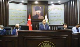 Büyükşehir Meclisi'nde 2. Birleşim