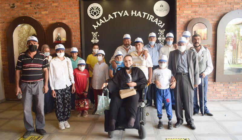Doğanyol'dan Malatya'ya Gezi