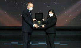 YÖK Üstün Başarı Ödülü Malatya'ya Geldi