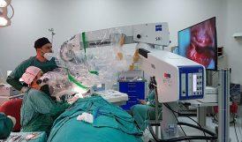 MTÜ'de 'Biyonik Kulak' Operasyonu Yapıldı