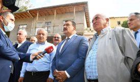 """""""Malatya'nın Asfaltsız Hiçbir Yerleşim Yeri Kalmadı"""""""