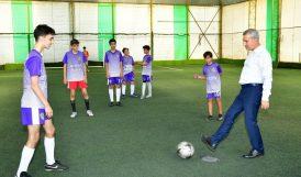 'Cumhuriyet Kupası' Futbol Turnuvası Düzenledi