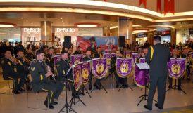 Bando Komutanlığı Tarafından Konser Düzenlendi