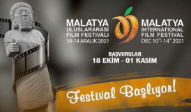 Malatya Film Festivali 10 Aralık'ta