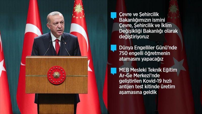 Cumhurbaşkanı Erdoğan'dan Göçmen Savunması..