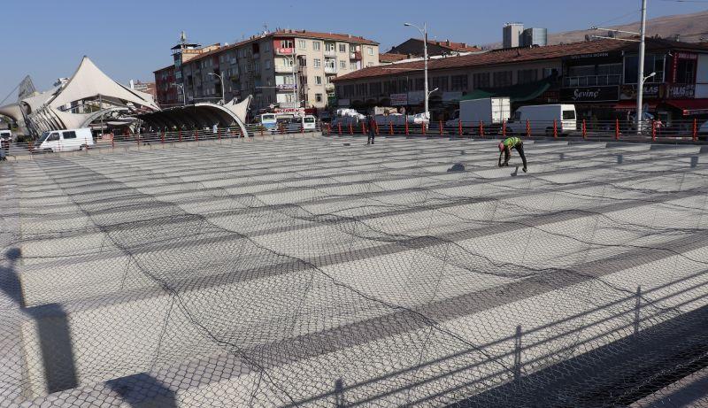 'Çevre Yolu İntihar Platformu'na Çelik Ağ!