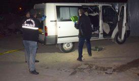 Yeşiltepe'de Cinayet