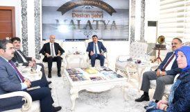 TİHEK Yönetiminden Gürkan'a Ziyaret