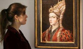 Hürrem Sultan Portresi 1,6 Milyona Satıldı