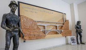 Kömürhan Köprüsü'nün Bir de Müzesi Oldu