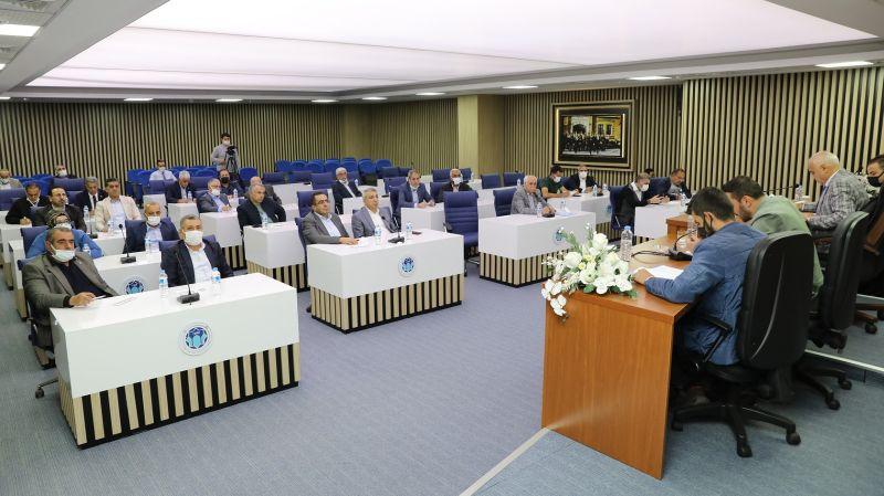 Battalgazi Meclisinde 3. Birleşim Yapıldı