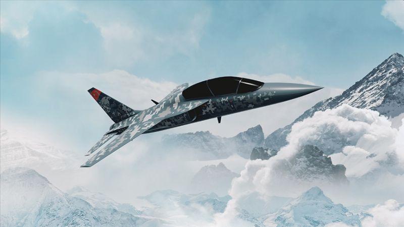 Milli Uçak Projeleri İçin 'Demir Kuş'
