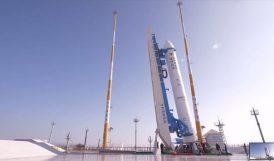 Güney Kore 'Nuri'yi Uzaya Fırlattı