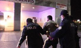 'Gece Terörü'nün Şüphelisi Tutuklandı