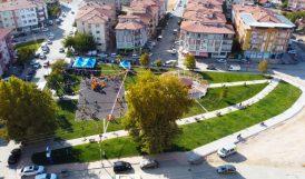 İskender Mahallesine 'Şehit Fethi Öncü' Parkı