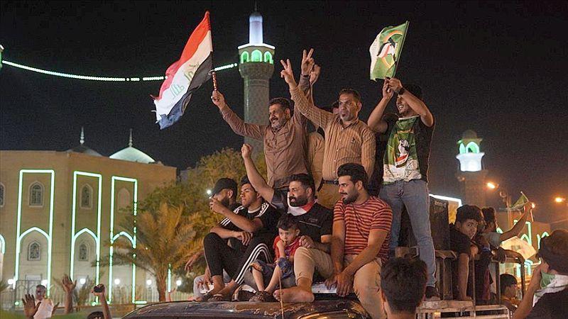 Irak'ta Kesin Olmayan Sonuca Göre Sadr'ın Partisi Birinci