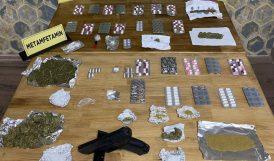 Narkotik'ten 21 Torbacıya Gözaltı