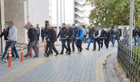 Torbacı Operasyonunda 18 Tutuklama